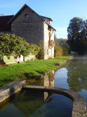 Le Gîte Rural en bordure d'étang