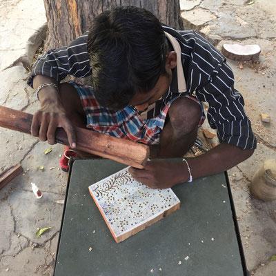 Bagru Textile Tour India Rajasthan
