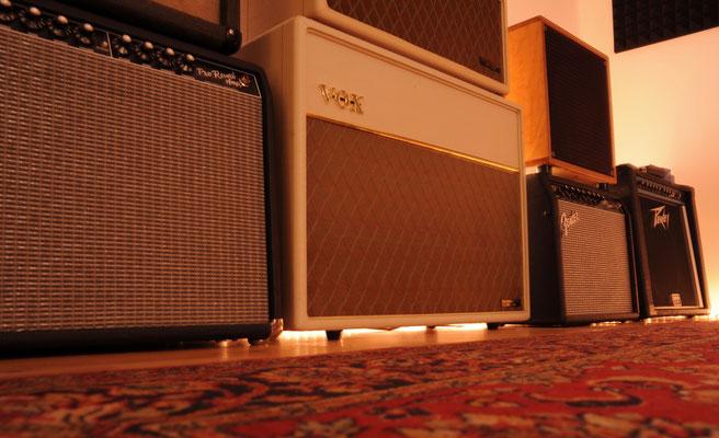 amplifiers, Gitarrenverstärker