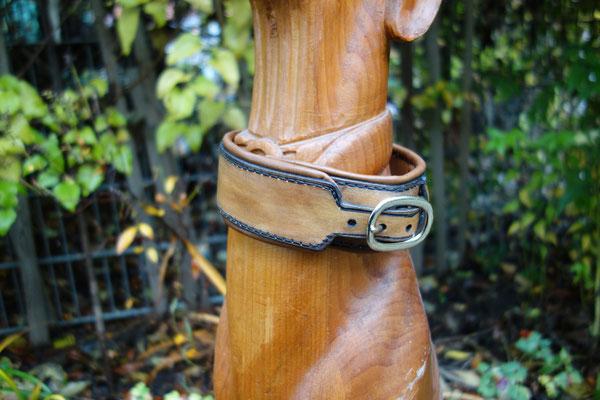 robustes 5cm breites Halsband