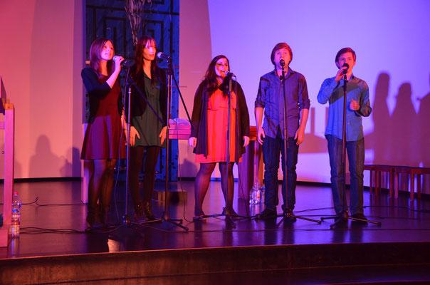 Abendandacht mit Konzert - 28.03.2015, Kreuzkirche Berghofen, Dortmund