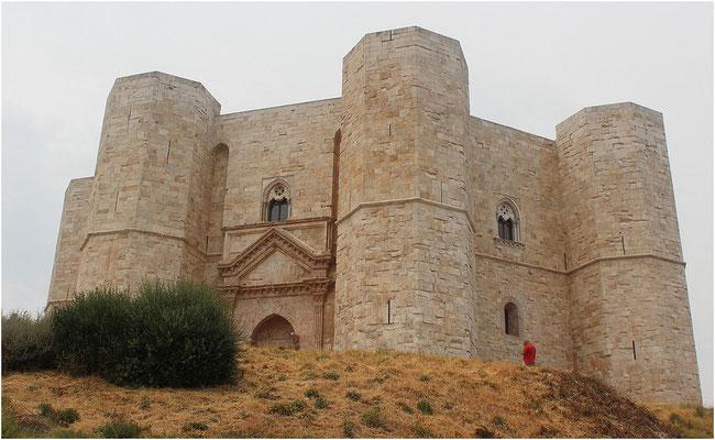 Castel del Monte, Pouilles (Italie)