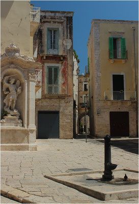 Giovinazzo, Pouilles (Italie)