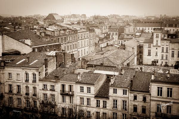 Bordeaux vu d'en haut