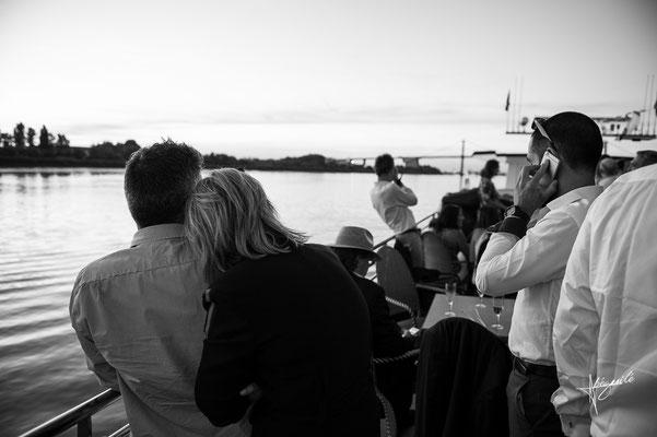 soirée sur la Garonne