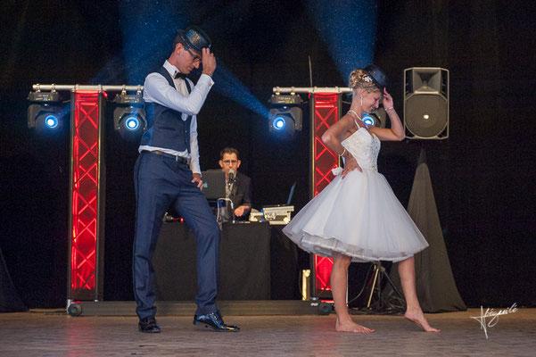 ouverture de bal des mariés