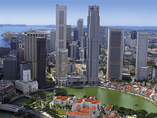 Hotel in Singapur
