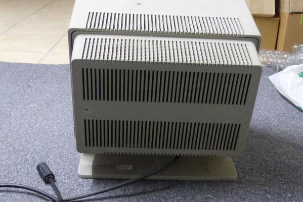 IBM-Bildschirm (Hinteransicht)