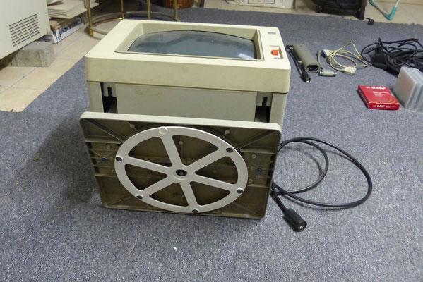 IBM-Bidschirm (Unteransicht)
