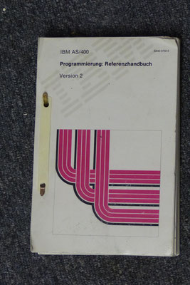 IBM AS/400 Programmierung: Referenzhandbuch, Version 2