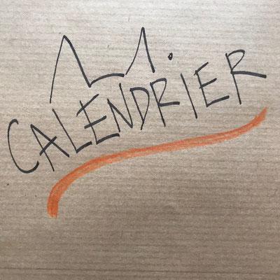 """Dates de tournée """"L'étrange intérieur"""" de Florence A.L.Klein"""