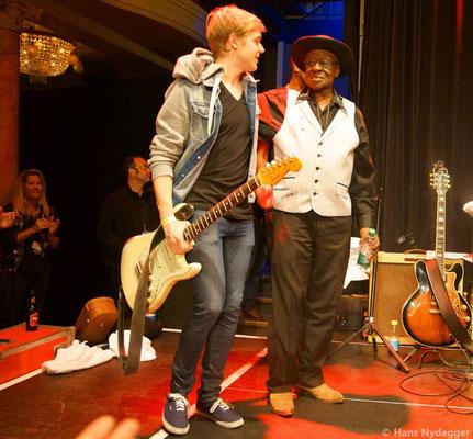 Jam at Blues Festival Lucerne 2016