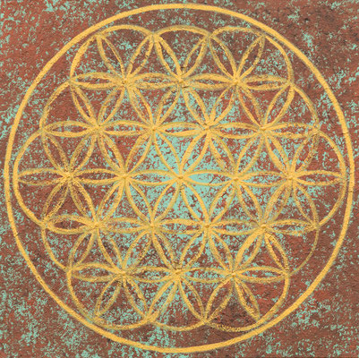 """""""Flower of Life"""" SOLD!"""