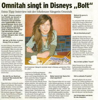 Interview Extra-Tipp 2008