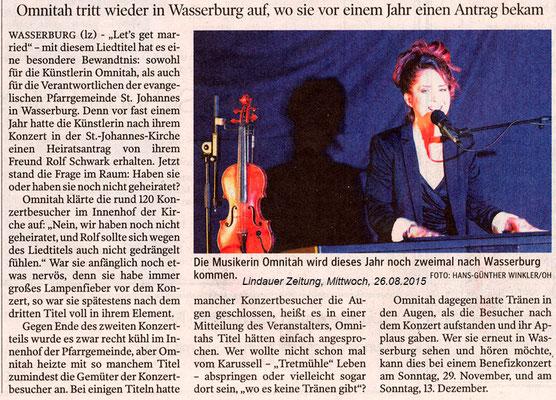 "Wasserburg a. Bodensee, ""Ev. Kirche"" 2015"