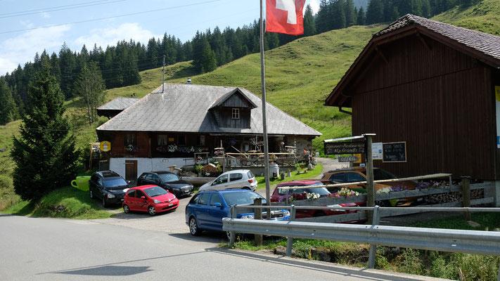 Restaurant Alp Gründli
