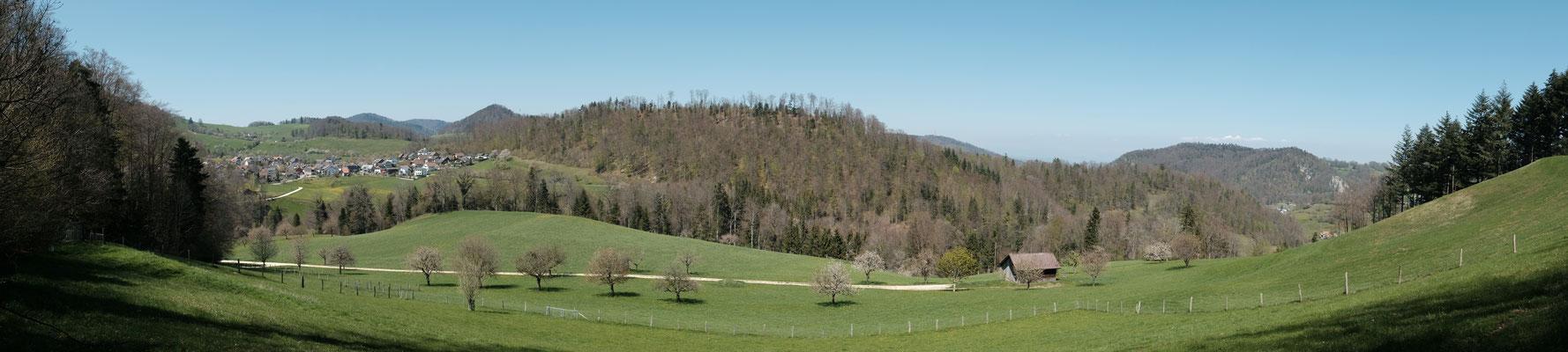 Lauwil und Deixberg