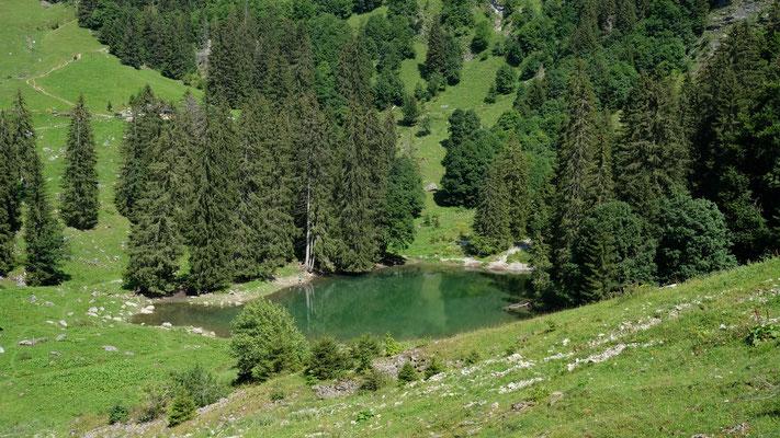 Lac Coudré bei Les Baudes
