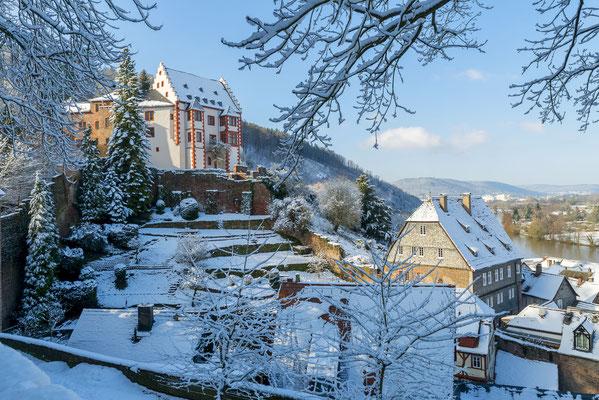 Miltenberg am Main im Winter - Februar 2018