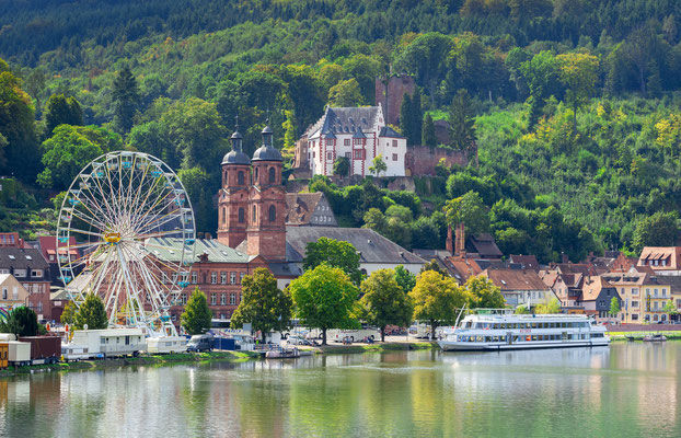 Miltenberg am Main - Michaelismesse