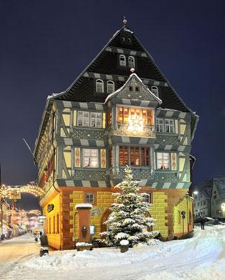 Miltenberg am Main - Der Riesen. Deutschlands ältestes Gasthaus.