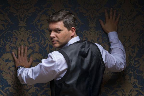 Mario Steffen . Schlagersänger