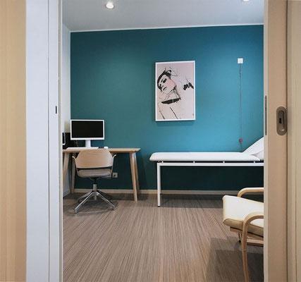 CTG-Zimmer