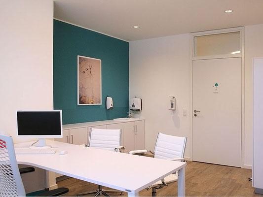 Beratungszimmer