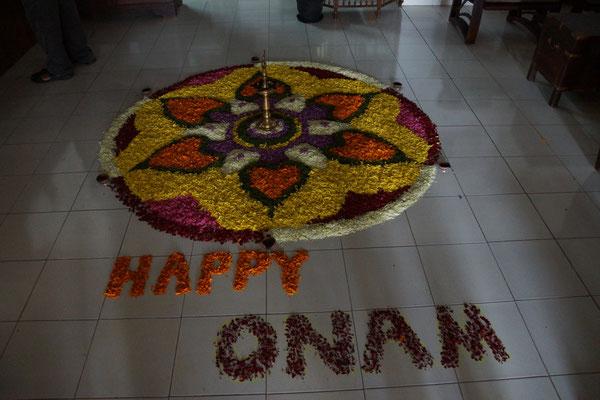 Onam in Kerala