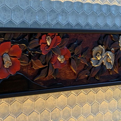 鎌倉彫モニュメント