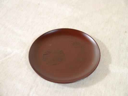 用の器まめざら 日月|鎌倉漆工房いいざさ