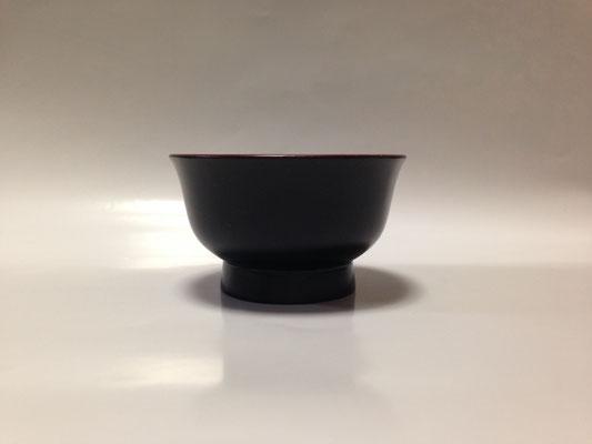 鎌倉彫 ぐい呑み 黒/赤|鎌倉漆工房いいざさ