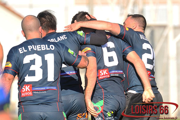 loisirs 66 - les galeries rugby - Ille XIII -Toulouges XIII Panthers - loisirs66 - loisirs66.fr