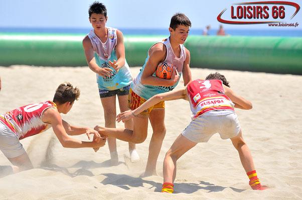 Beach Rugby League Canet