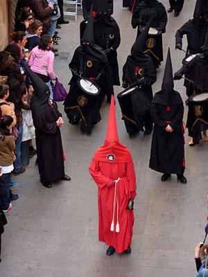 Procession de la Sanch  2010 - Perpignan - © Tous droits réservés- Crédit Photo Mr Jean-Régis GAULTIER