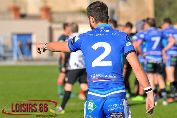 loisirs 66 - les galeries rugby - Ille XIII -Toulouges XIII Panthers - loisirs66
