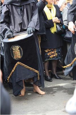 Procession de la Sanch  2010 - Perpignan - © Tous droits réservés- Crédit Photo Claire MAGOWAN