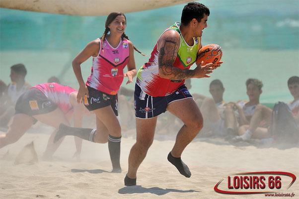 Loisirs 66 photos beach rugby League Canet