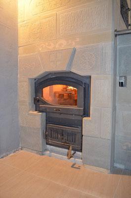 Flamme Bleue/Cuisinière de masse/haute savoie