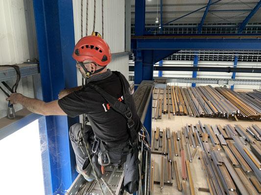 Höhenarbeiter Mannheim - proseil GmbH