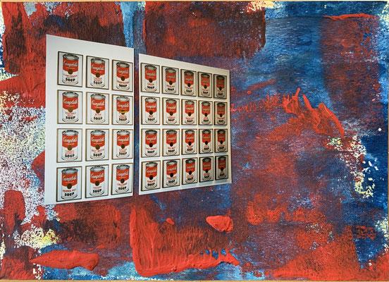 Bestellnummer 94ModernArtNY C5 mit Umschlag