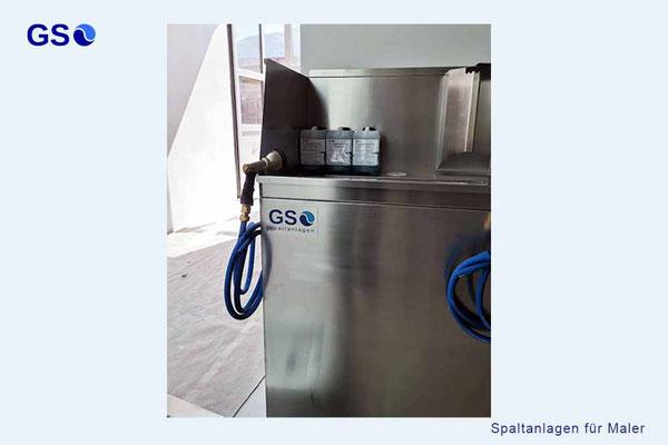 GSVG Vollautomat Gross Spaltanlagen