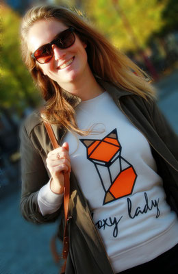 Hola Couture - Foxy Lady handbag