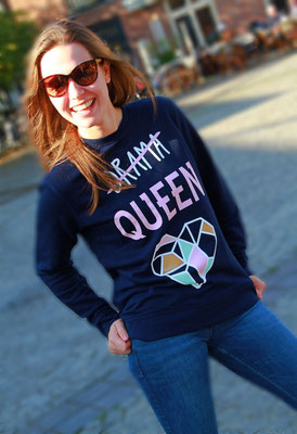 Hola Couture - Drama Queen Sweater