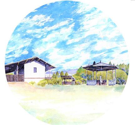 朝ドラ「おかえりモネ」ロケ地登米市にある「みやぎの明治村」寺池園