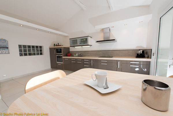 Photo immobilière de villa à Sanary sur Mer (Var)