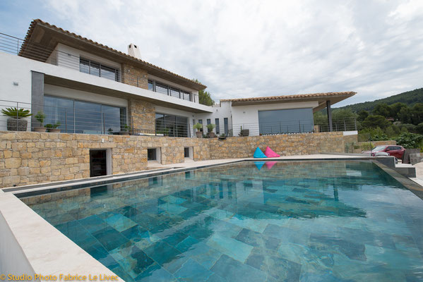 Photo immobilière Villa piscine a Ceyrest