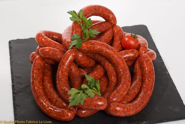 Photo culinaire  réalisé chez un boucher