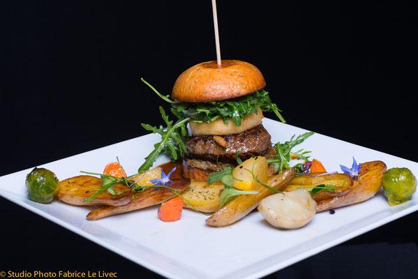 Photo culinaire pour un restaurant gastronomique a Sanary