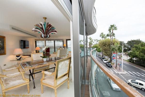 Photo immobilière intérieur et exterieur d'une villa à Bandol